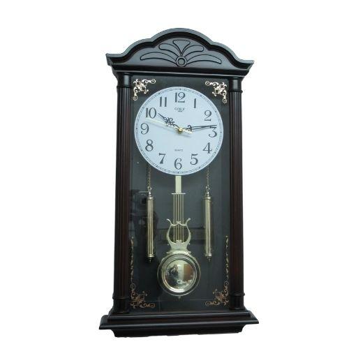שעון מטוטלת וינטג קלאסי מהמם במית גולף שעוני קיר