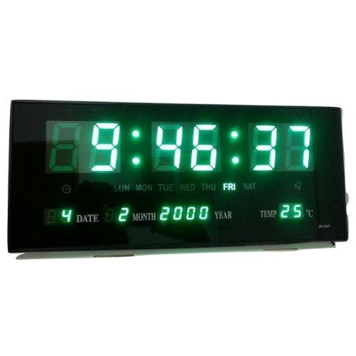 """3615-2 שעון קיר חשמלי גולף 36X15 ס""""מ"""