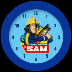 98105-fs1 שעון קיר לילדים סמי הכבאי