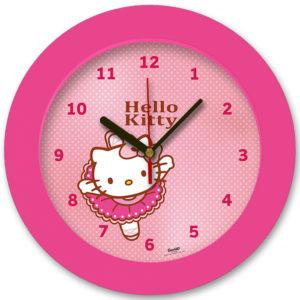 98105-HK dance שעון קיר לילדים