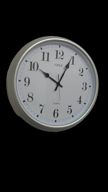 L1059-1 שעון קיר ענק אנלוגי מתאים לבית כנסת קוטר 50 סנטימטר