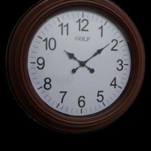 L290 שעון קיר ענק אנלוגי קוטר 45 סנטימטר