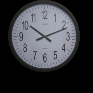 L305 שעון קיר ענק קוטר 54.5 סנטימטר