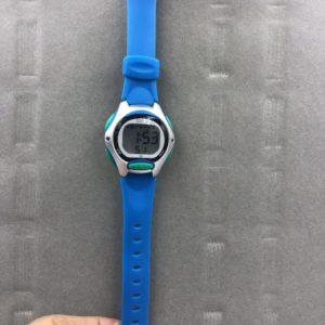 שעון יד לילד מבית גולף - דגם GF4562 כחול-ירוק