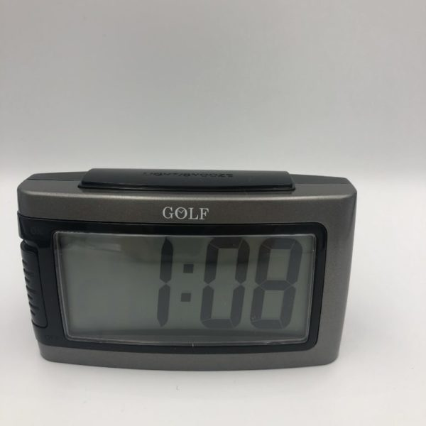 שעון מעורר דיגיטלי עם 'נודניק' ואור  318BL