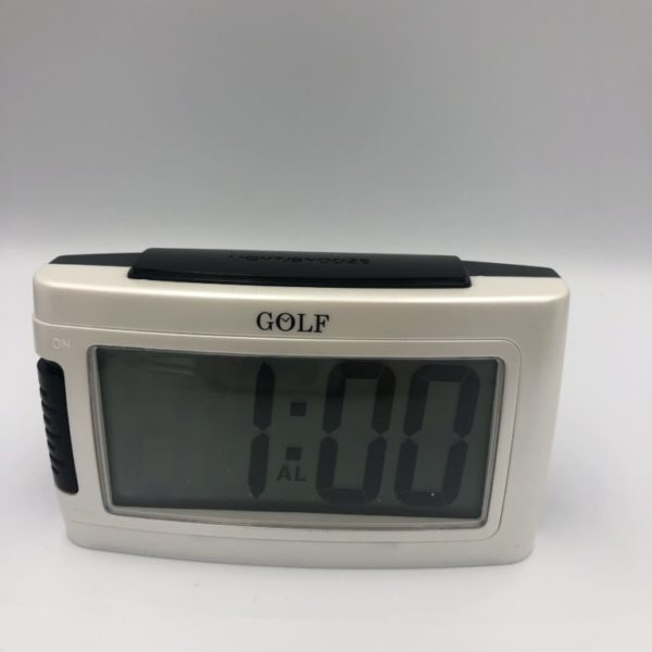 שעון מעורר דיגיטלי עם 'נודניק' ואור  318WH