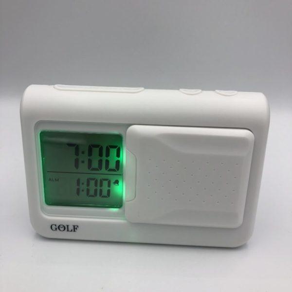 שעון מעורר רוטט לשבת מבית גולף-שעונים LD72