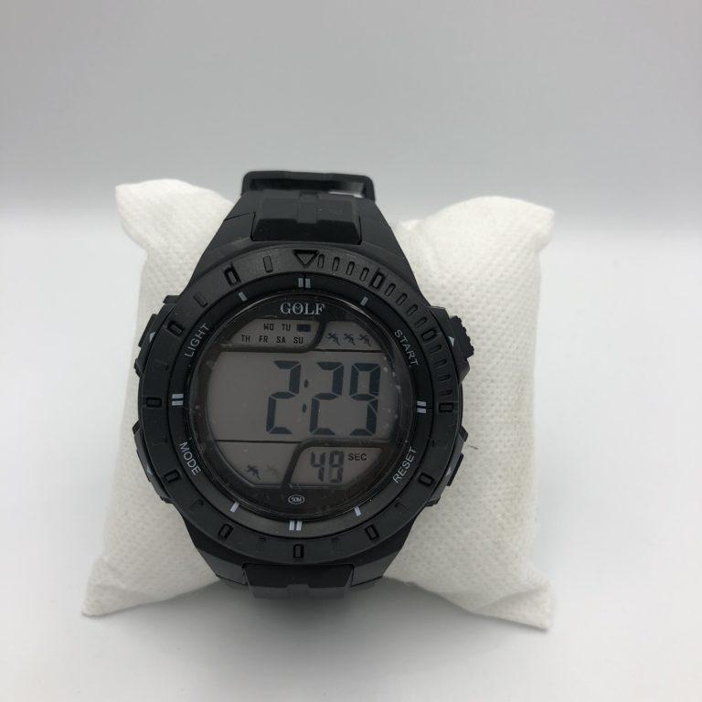 שעון יד לגבר מבית גולף דגם FG4685WR