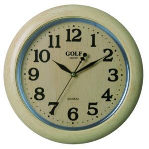LL-1700-11 שעון קיר גולף שקט מדגם