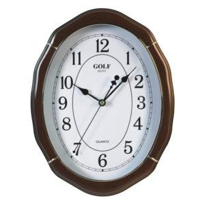 שעון קיר גולף שקט