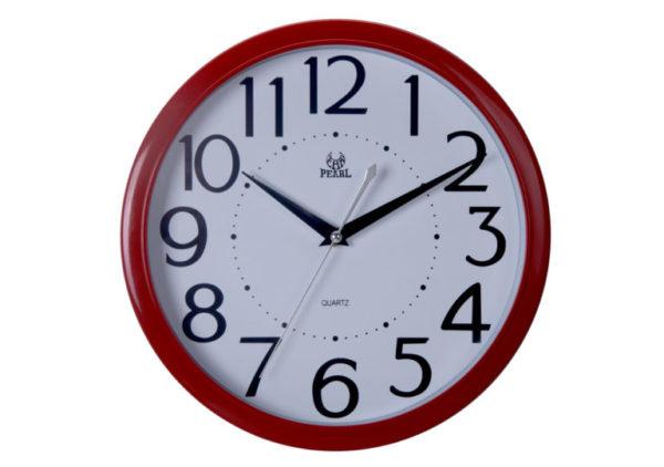 שעון קיר מדגם גולף שקט PW332-1700-4
