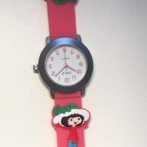 שעון יד לבנות תותית מבית גולף – קולקציית קיץ 2020 – דגם SUM20HC09
