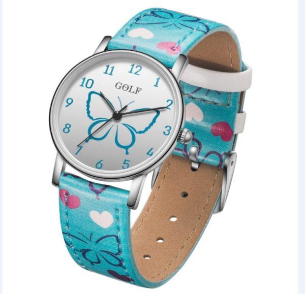 שעוני יד לילדים לבנים ולבנות בכל מיני צבעים ודגמים