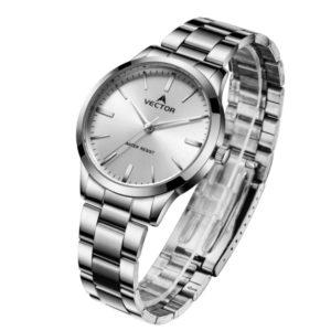 Наручные часы Vector Fall Collection 2020 Classic שעון יד וקטור קולקציית סתיו 2020 קלאסי V8-106418 silver-1