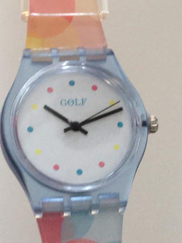 צבעוני שקוף 981 GOLF