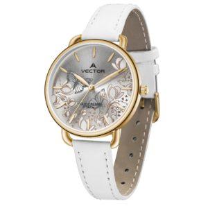 שעון יד VECTOR - קלאסי יוקרתי - קולקציית קיץ 2021 - דגם V10-1