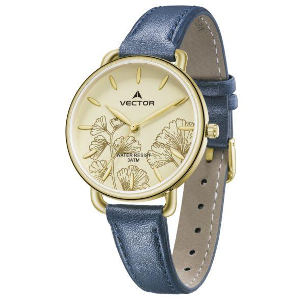 שעון יד VECTOR - קלאסי יוקרתי - קולקציית קיץ 2021 - דגם V10-2