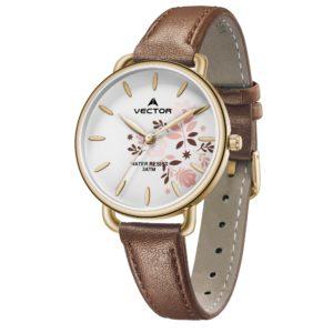 שעון יד VECTOR - קלאסי יוקרתי - קולקציית קיץ 2021 - דגם V10-3