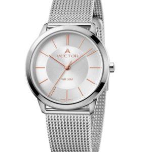 שעון יד לאשה ונערה VECTOR – קלאסי מיוחד – קולקציית קיץ 2021 - V9-7 – דגם