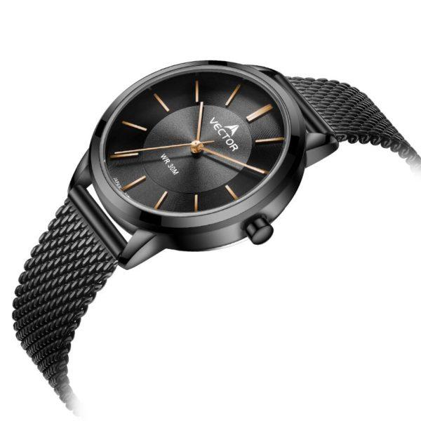 שעון יד לאשה ונערה VECTOR – קלאסי מיוחד – קולקציית קיץ 2021 - V9-8 – דגם (Copy) (Copy) (Copy) (Copy)