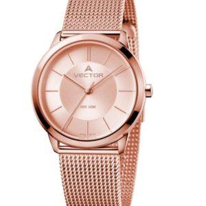 שעון יד לאשה ונערה VECTOR – קלאסי מיוחד – קולקציית קיץ 2021 - V9-9 – דגם (Copy) (Copy) (Copy) (Copy)