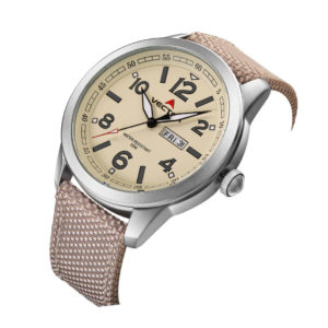 שעון יד VECTOR – קלאסי יוקרתי – קולקציית קיץ 2021 - VC8-106512 yellow – דגם