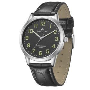 שעון יד שחור-שחור קלאסי | קיץ 2021 | V12-5