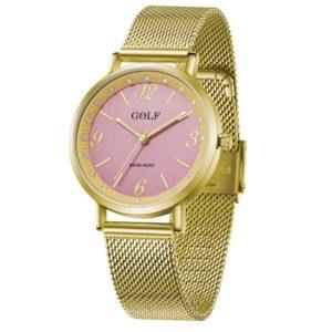 שעון יד בית GOLF | קולקציית קיץ 2021 | שעון יד בדגם קלאסי ויוקרתי G2-1