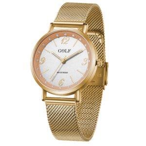 שעון יד בית GOLF | קולקציית קיץ 2021 | שעון יד בדגם קלאסי ויוקרתי G2-3