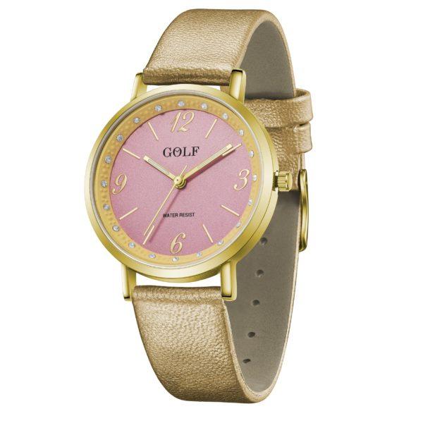 שעון יד בית GOLF   קולקציית קיץ 2021   שעון יד בדגם קלאסי ויוקרתי G2-5