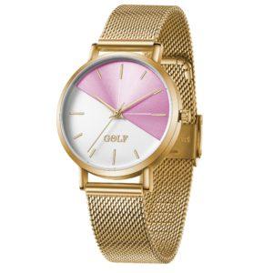 שעון יד מדגם GOLF-YOUNG-LADY GO4-1  | קולקציית קיץ 2021