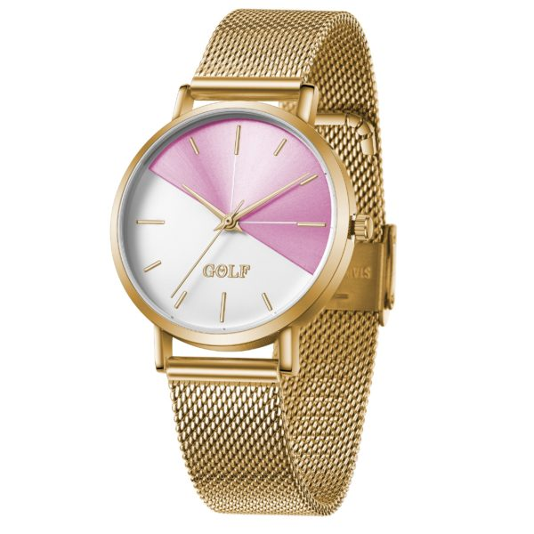 שעון יד מדגם GOLF-YOUNG-LADY GO4-1    קולקציית קיץ 2021