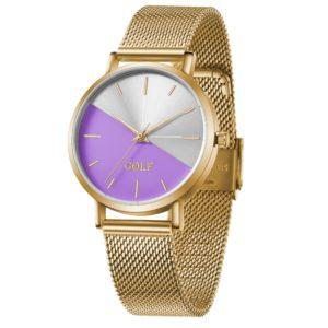 שעון יד מדגם GOLF-YOUNG-LADY GO4-3  | קולקציית קיץ 2021