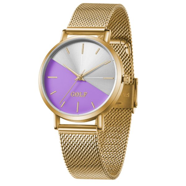 שעון יד מדגם GOLF-YOUNG-LADY GO4-3    קולקציית קיץ 2021