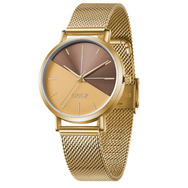 שעון יד מדגם GOLF-YOUNG-LADY GO4-4  | קולקציית קיץ 2021