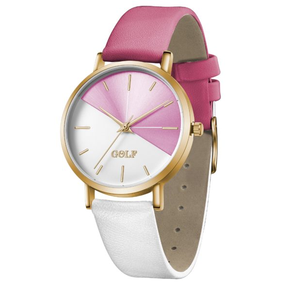 שעון יד מדגם GOLF-YOUNG-LADY GO4-6  | קולקציית קיץ 2021