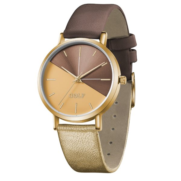 שעון יד מדגם GOLF-YOUNG-LADY GO4-8  | קולקציית קיץ 2021