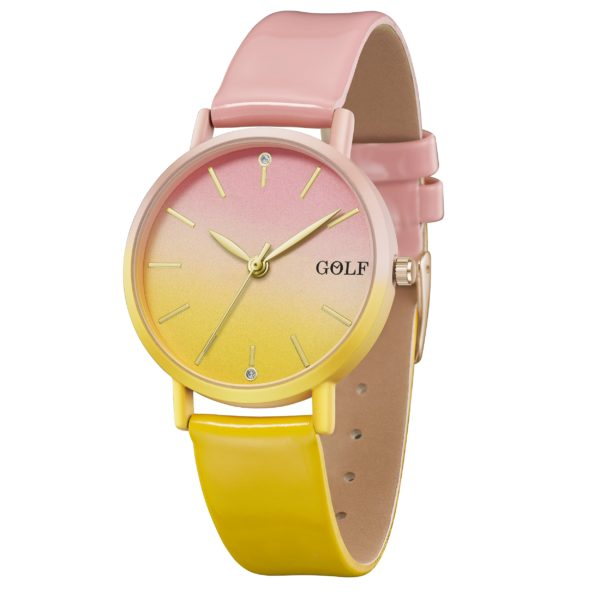 שעון יד מבית גולף קולקציית קיץ 2021 | HAPPY-SUMMER GOL9-2