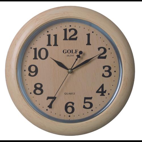 שעון קיר מודרני סטייל עתיק 'מערבון'   שעון קיר דגם LL-1700-11